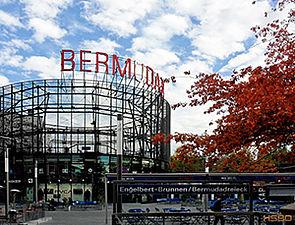 Bild der Skater Anlage im Bermuda Dreieck Bochum