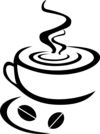 Bild einer Kaffeetasse.